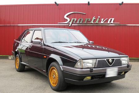ALFA ROMEO 75 V6 MILANO