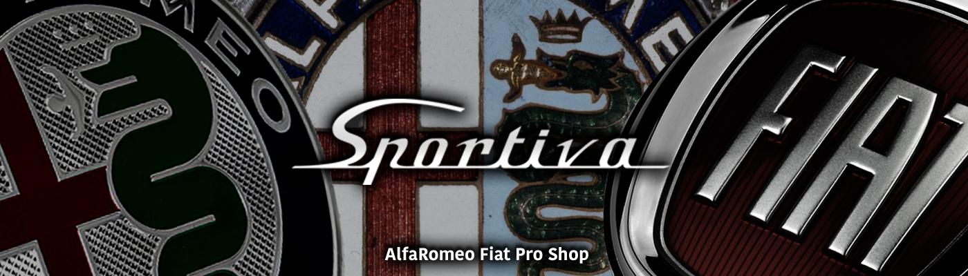 Sportiva - AlfaRomero Fiat Pro Shop
