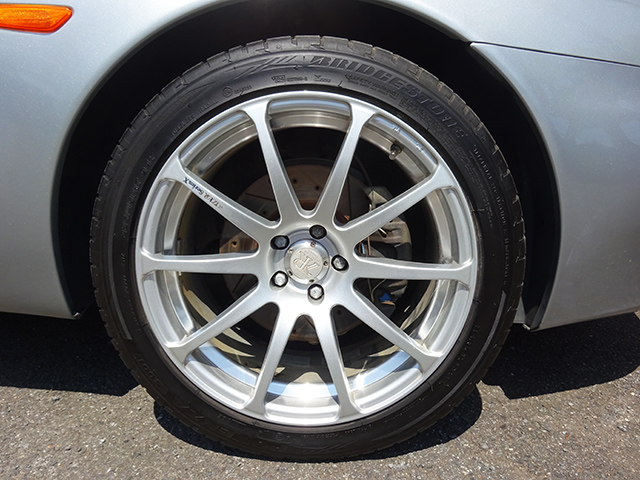 アルファ156フェーズ2 2.5 V6 6速マニュアル