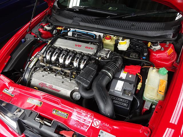 前期型アルファ156 2.5 V6 (6MT)