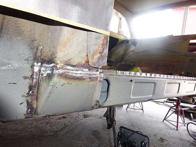 アルファロメオ1750GTV(前期型)レストア渡し