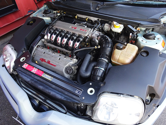 アルファ GTV 3.0 V6 24V