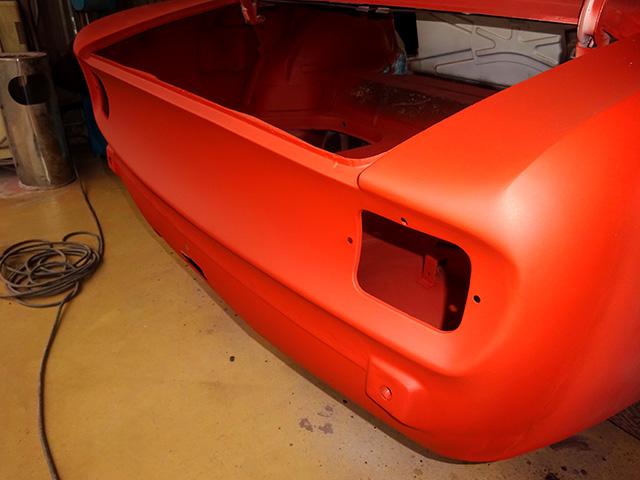 前期型アルファロメオ GT1300ジュニア レストア渡し