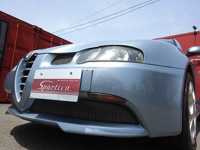 アルファ 147 GTA (6速マニュアルモデル)