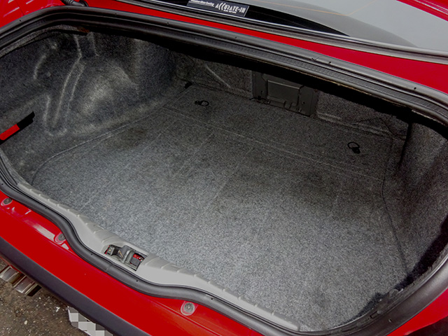 アルファ 156 2.5 V6 24V (6速MT/最初期モデル)