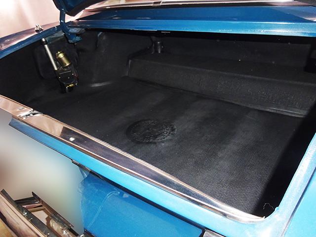 内外装機関係レストア済み前期型GT1300ジュニア