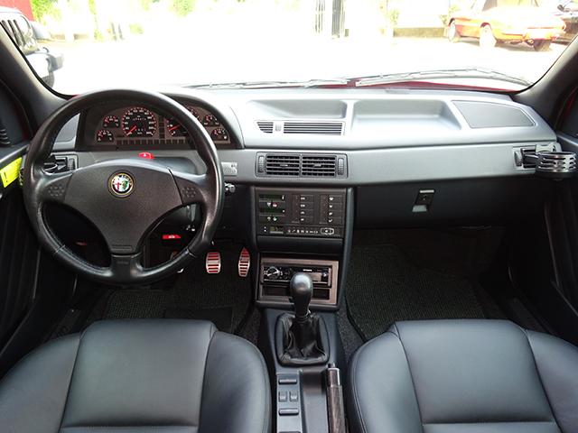 アルファ155 2.0 TS 16V 最終限定車アリデヴェルチ