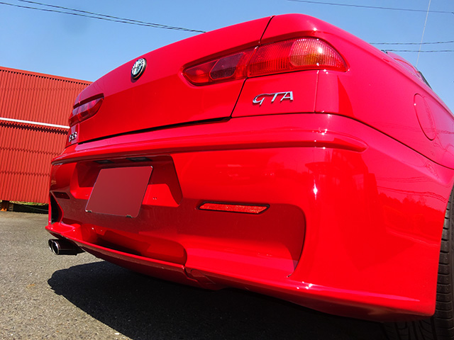 アルファ156 GTA 3.2 V6 24V (6MT)