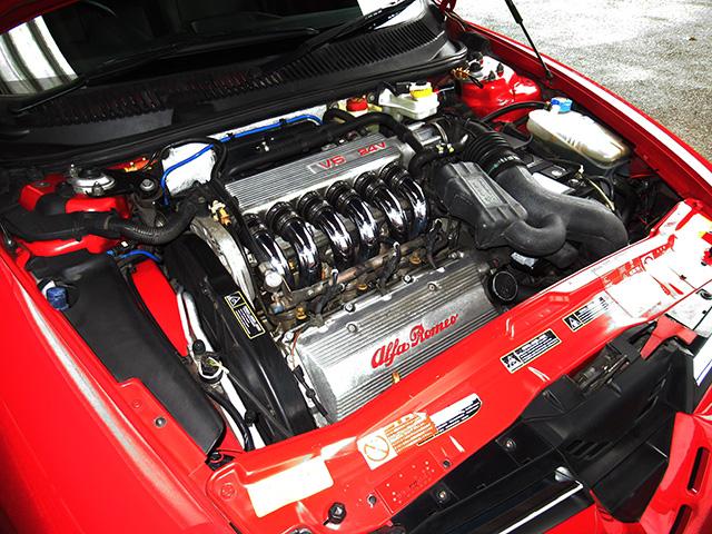 前期型 アルファ156 2.5 V6 24V(右ハンドル/6MT)