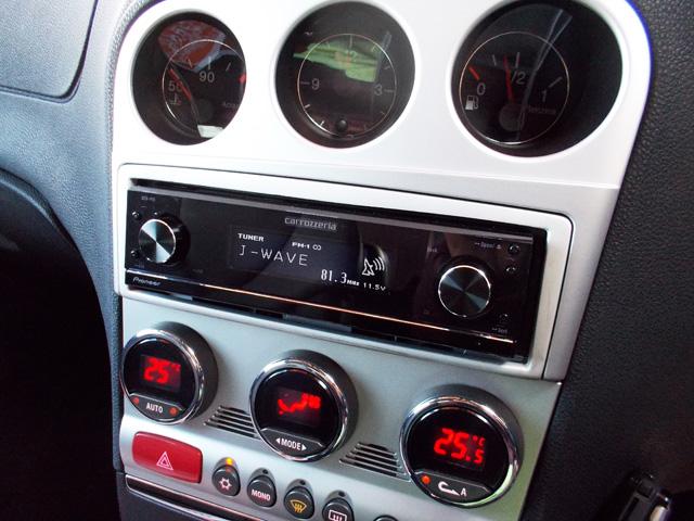 アルファ156 2.5 V6 (6MT/中期型)