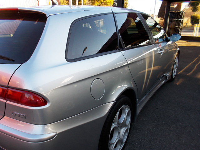 アルファロメオ156スポーツワゴン GTA