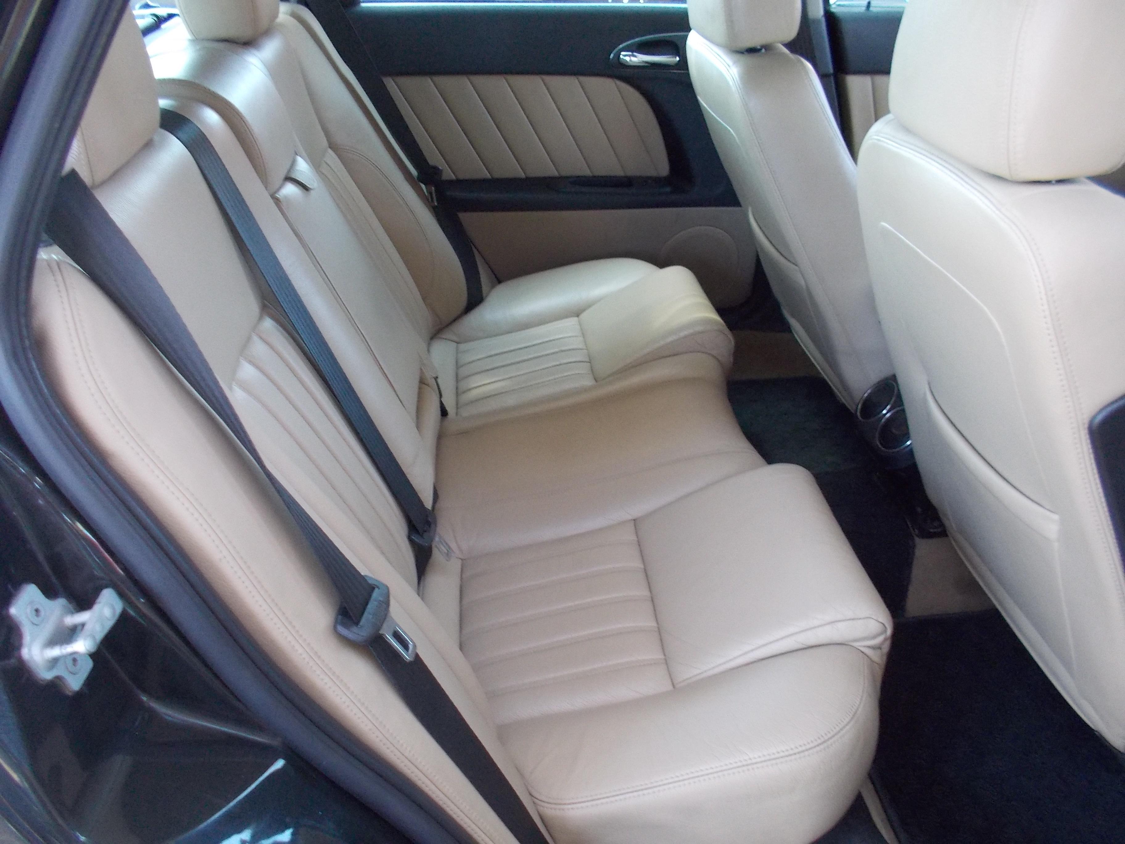 アルファロメオ156スポーツワゴン2.5V6Qシステム