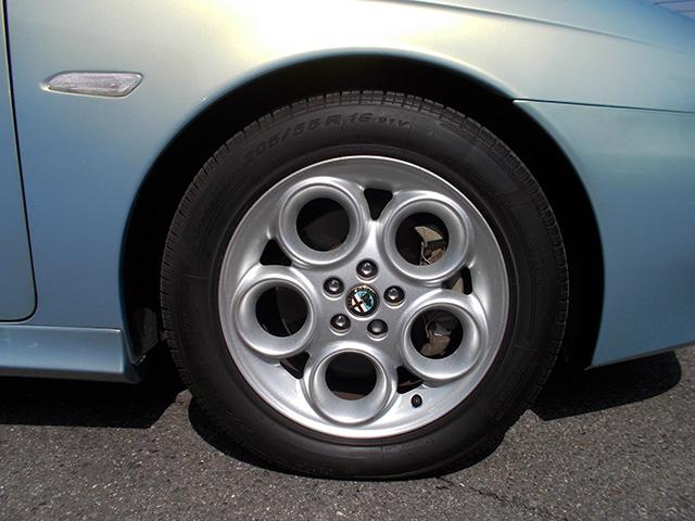 アルファロメオ スポーツワゴン 2.5V6Qシステム