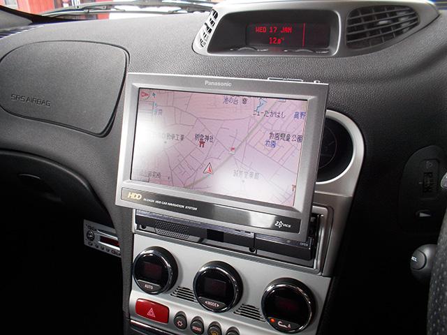 後期型アルファ156 2.5 V6Qシステム