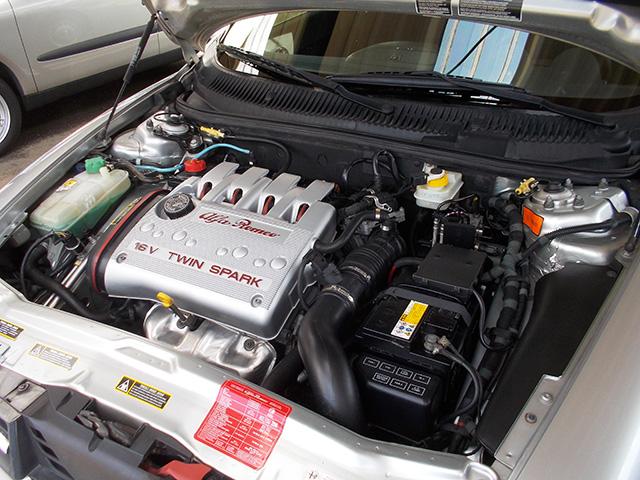 アルファロメオ156スポーツワゴン1.8TS(左ハンドル/5MT)