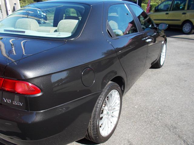 後期型アルファロメオ156 2.5 V6 Qシステム