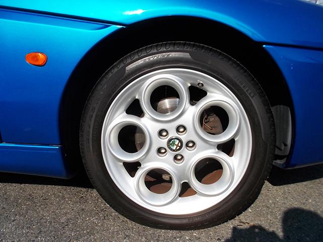 最終型アルファ GTV 2.0 ツインスパーク
