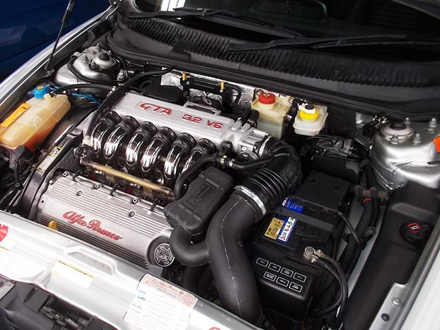 アルファGTA 3.2 V6 セレスピード