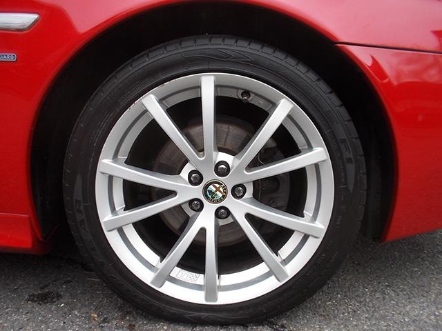 アルファ156TI スポーツワゴン 2.5 V6 Qシステム