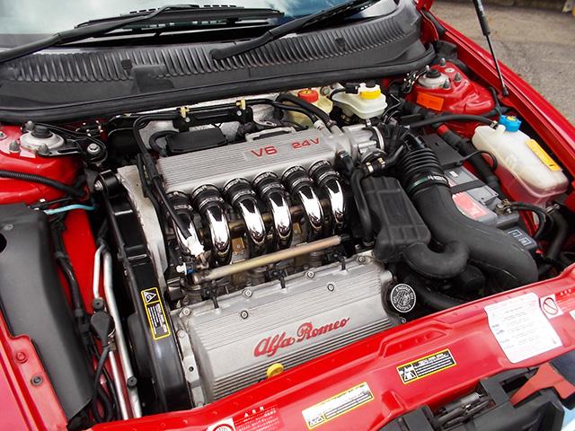 アルファ156 2.5 V6 Qシステム (フェーズ2)