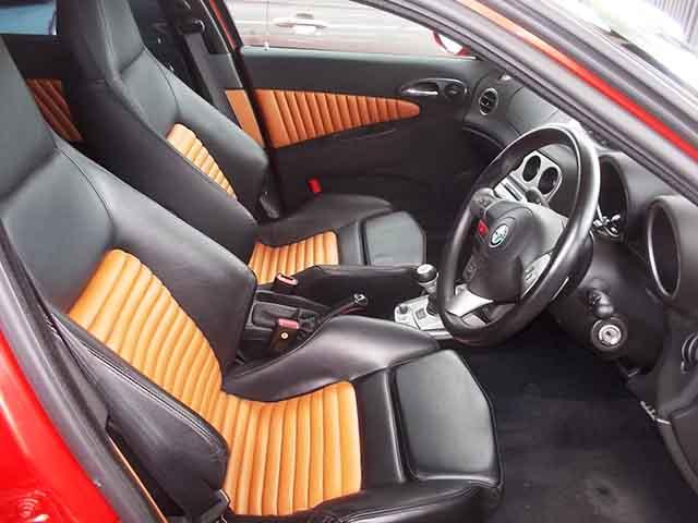 アルファ156スポーツワゴンGTA 3.2 V6 セレスピード