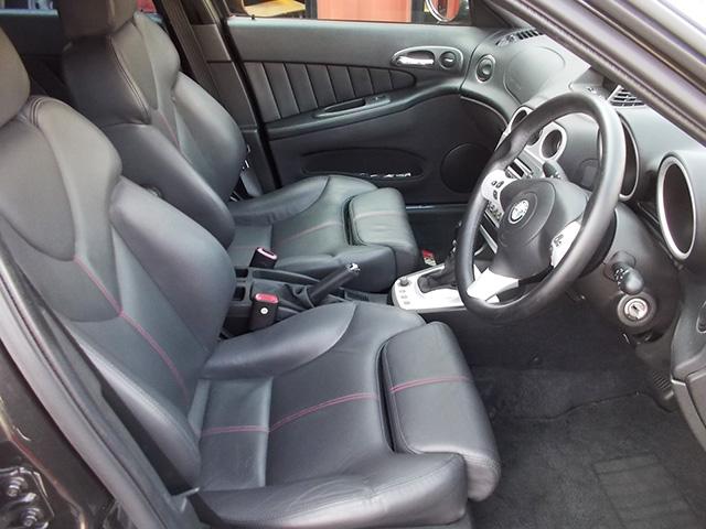 アルファ156 TI スポーツワゴン 2.5 V6 Qシステム