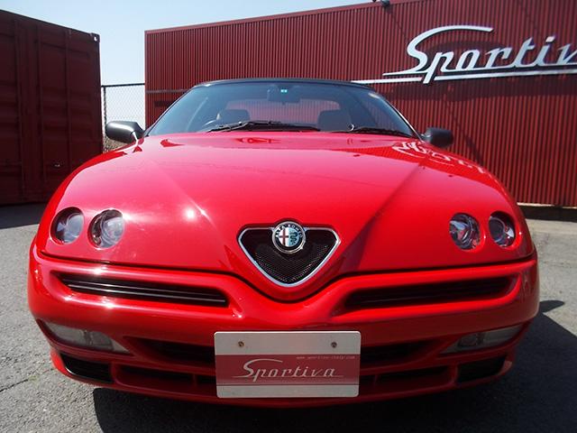 アルファ スパイダー 3.0 V6 24V (916スパイダー)