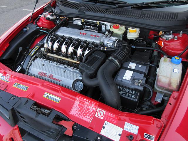 アルファ156 2.5 V6 (フェーズ2/6MT)