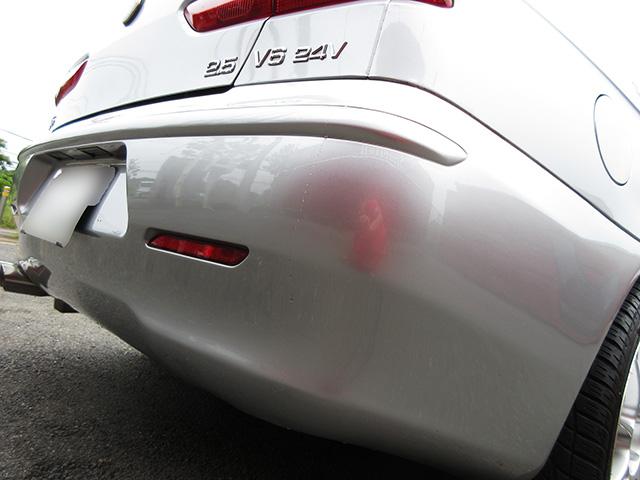 アルファ156 2.5 V6 Qシステム(フェーズ2)